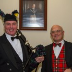 Mike Batt and the piper